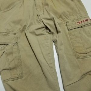 Polo by Ralph Lauren Pants - Polo Jeans Ralph Lauren Cargo Pants - Freighter -
